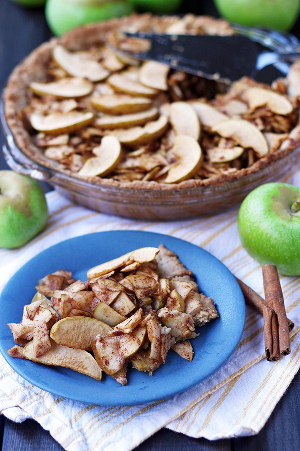 Apple Pie Recipe (Gluten Free, Dairy Free, Vegan)