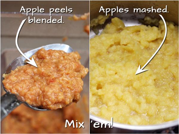 Simple, chunky applesauce recipe. It's so easy, you won't believe it. (Gluten Free, Dairy Free, Vegan)   tiaskitchen.com/easy-chunky-homemade-applesauce-grandmas-recipe-gluten-free-dairy-free-vegan #applesauce