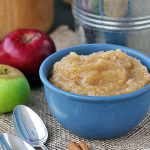 Easiest way to make smooth applesauce. Perfect for canning or just plain eating. tiaskitchen.com/easiest-smooth-homemade-applesauce-recipe-even-easier-grandmas