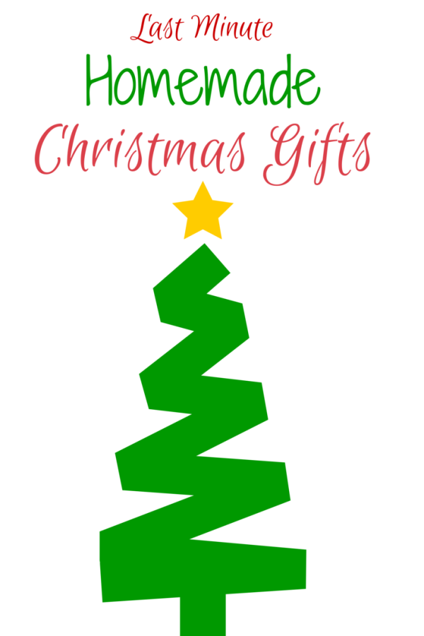 Lots of great ideas for last minute homemade Christmas presents. | tiaskitchen.com/great-last-minute-homemade-christmas-presents