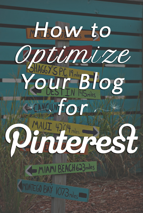 How to Optimize Your Food Blog for Pinterest Part 1 – Pin It Button Everywhere
